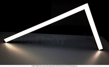 Линейный светильник. Модульный светодиодный. На тросах
