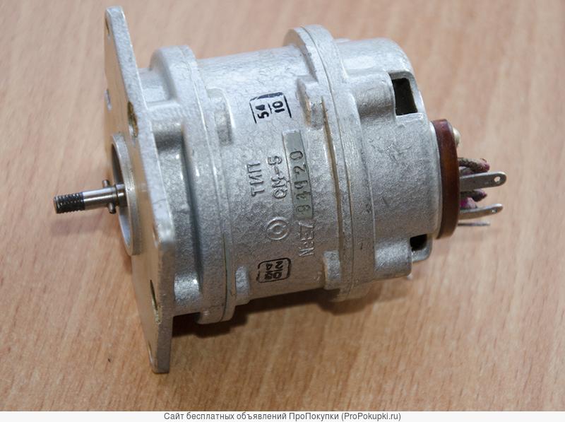 Электродвигатели переменного тока см-5