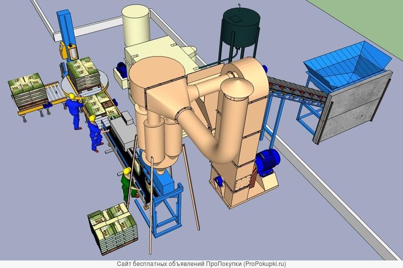 Производство удобрений на экспорт из сапропеля Украины