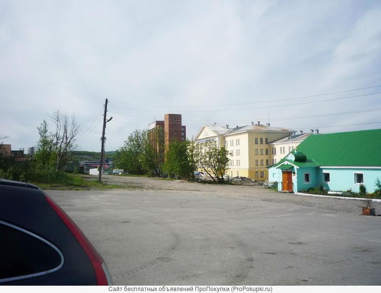 Сдам гаражный бокс в цетральной части города Мурманска