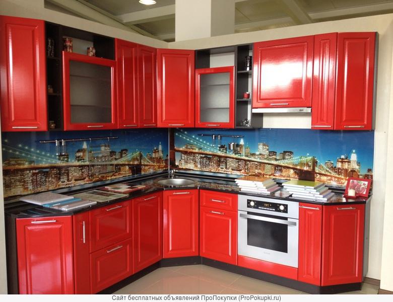 Кухонный фартук с фотопечатью Albico SP-041