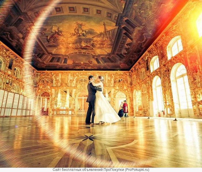 Постановка свадебного танца (всего за 3-4 занятия)