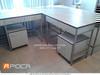 Столы лабораторные металлические