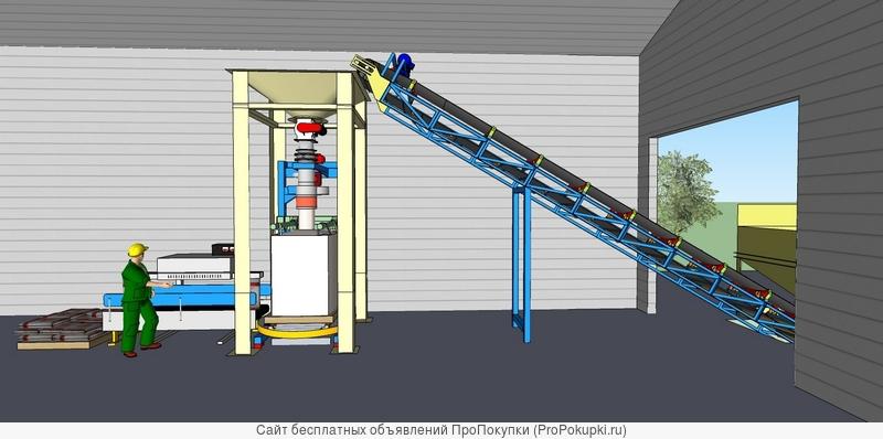 Оборудование утилизации илов рыборазводных прудов в удобрения