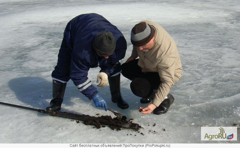 Проекты геологоразведочных работ на сапропель, лечебные грязи