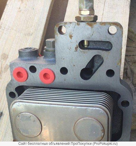 Радиатор масленого фильтра (теплообменник) Yuchai YCD4J22T-115