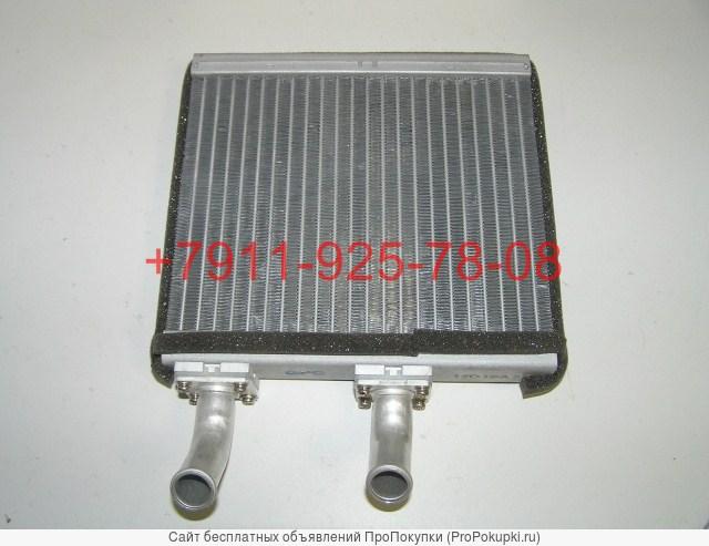 радиатор печки daewoo Ultra Novus
