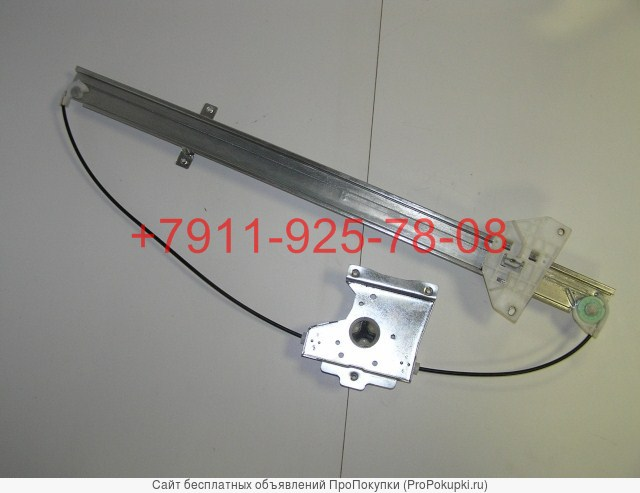 Тяги стеклоподъемника (механизм) RH Daewoo Ultra Novus