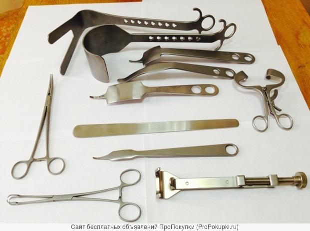 Хирургический многоразовый инструмент от производителя