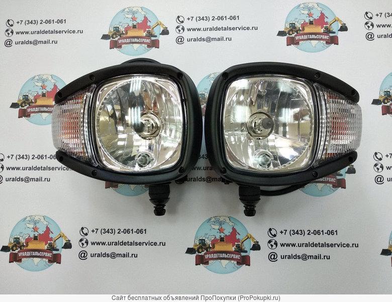 Фара основного освещения UDS-005 (CAT, Terex) Нижнее крепление