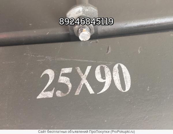 Рессора задняя прямая 12 листов Howo WG9725520286