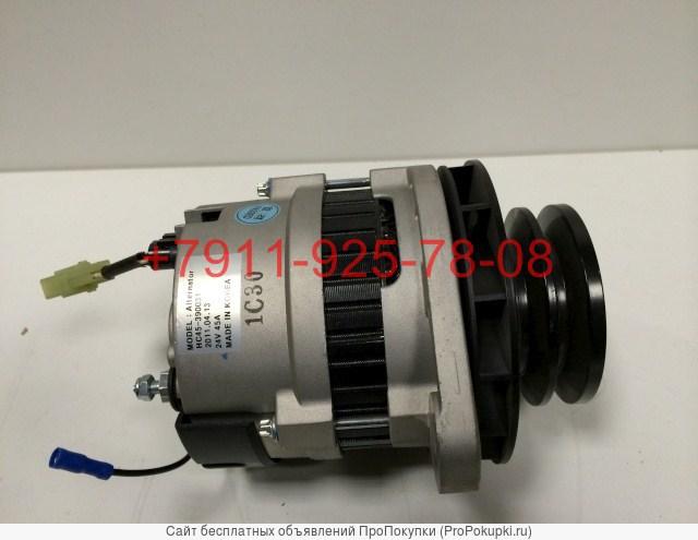 генератор для Daewoo Ultra Novus