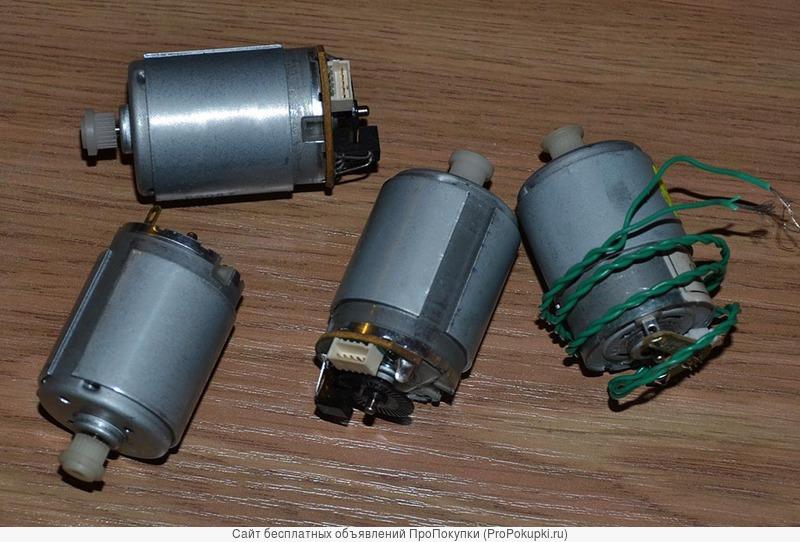 Моторчик от HP Photosmart D7260