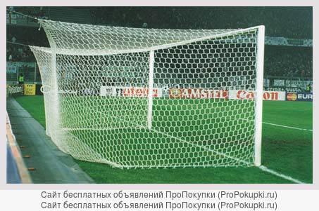 Футбольное поле - полный комплект оборудования