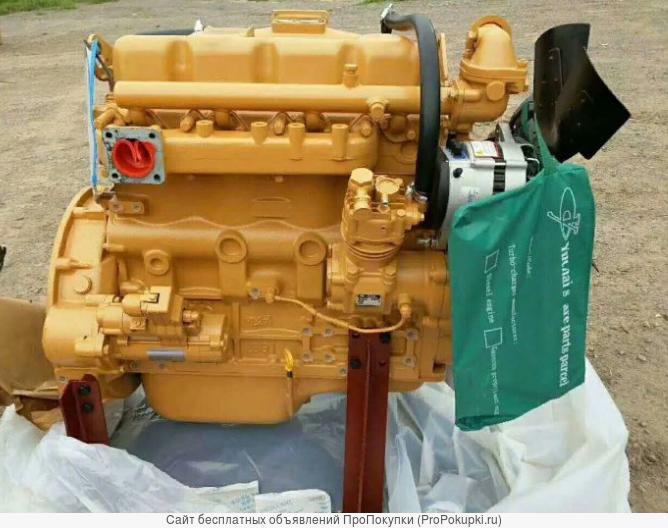 Двигатель Yuchai YC4B90-t20 Евро – 2