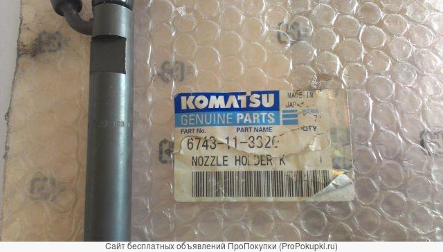 Форсунка Komatsu PC300-7 6743-11-3320
