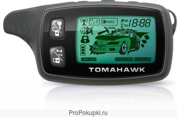 Брелок — пейждер Tomahawk tw 9030 new(пульт ду)
