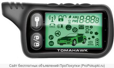 Брелок — пейждер Tomahawk TZ 9010(пульт ДУ)
