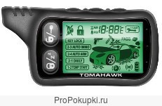Брелок — пейждер Tomahawk TZ 9030