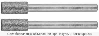 Головки алмазные и эльборовые AW, F1W, EW (АГЦ, АГС, АГК)