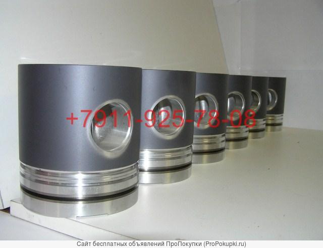 Поршень DE12Tis Daewoo Ultra Novus