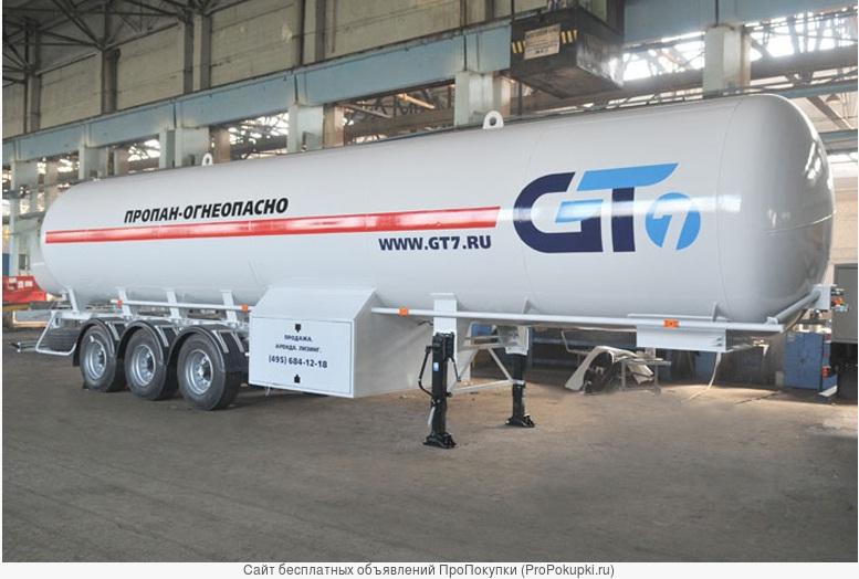 Новый газовоз в наличии, 36 м3