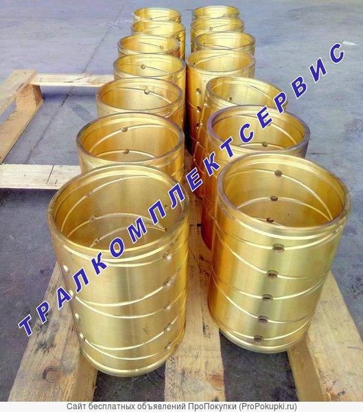 Втулка BPW балансира 0311299020 (130x145x214мм) бронза