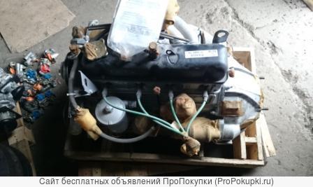 Двигатель змз-4026 газ-3302 аи-92 100 л. с