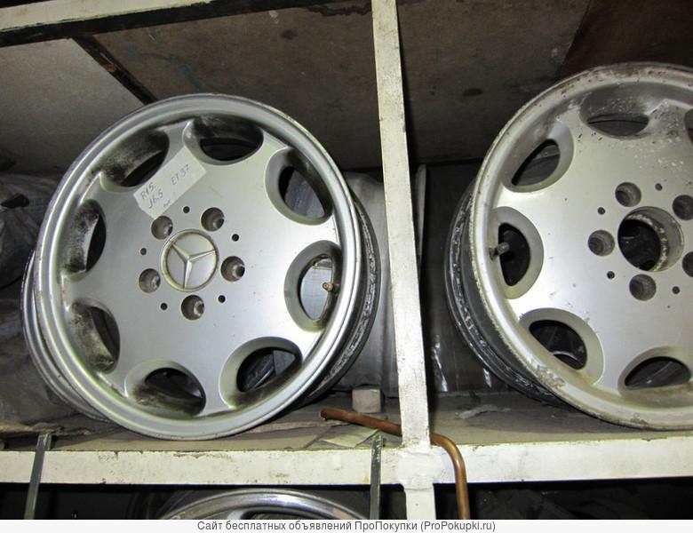 Диски R15 для Мерседес W201 W124
