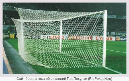 Купить сетки для спорта ворота футбола волейбола тенниса