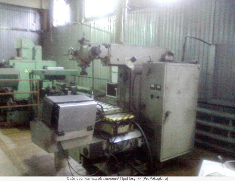 Ремонт плоскошлифовальных станков 3л722,фрезерных Heckert FU315