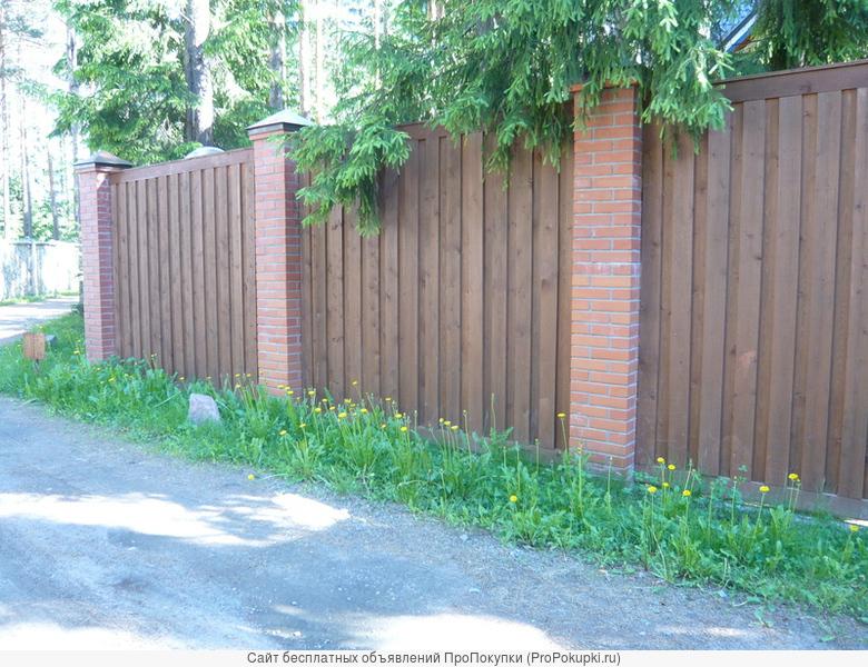 Троительство фундаментов и стен