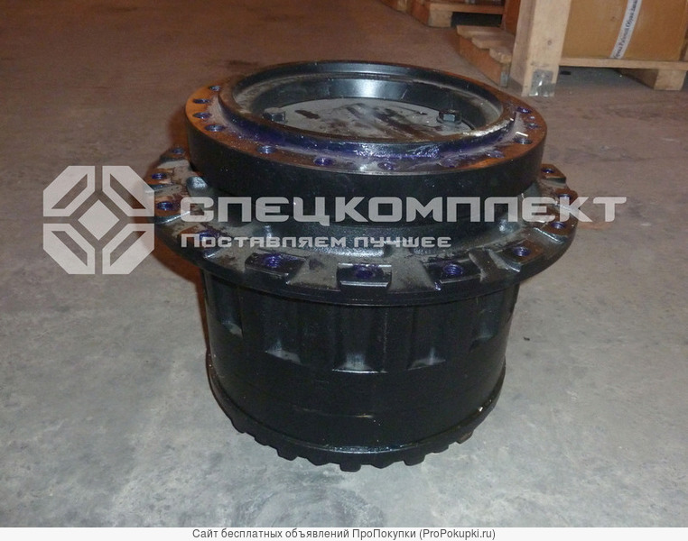 Редуктор хода без мотора СК-0001508 для PC200-6, PC210-6K
