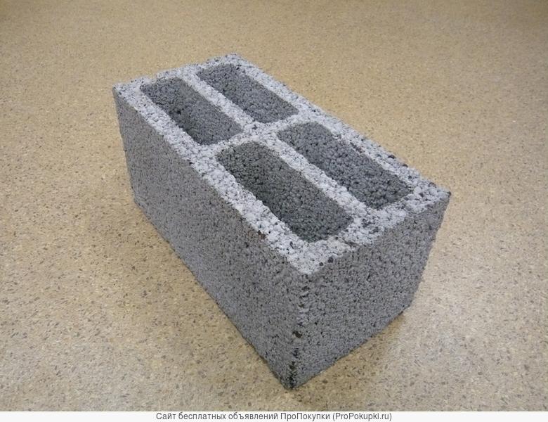 стеновые блоки керамзитобетонные