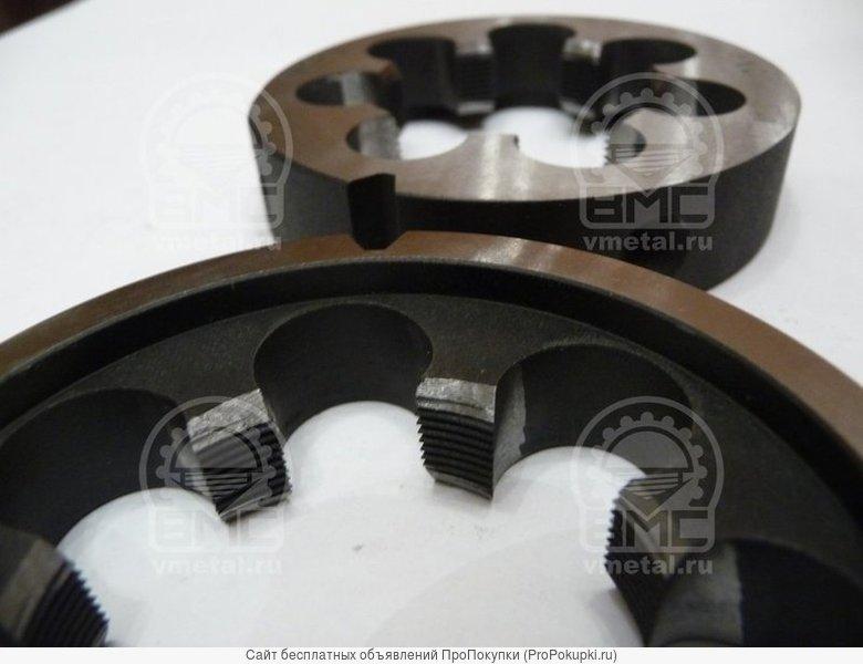 Плашка М75х1,5 для восстановления резьбы
