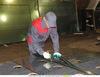 Производство стеклопакетов, нарезка стекла