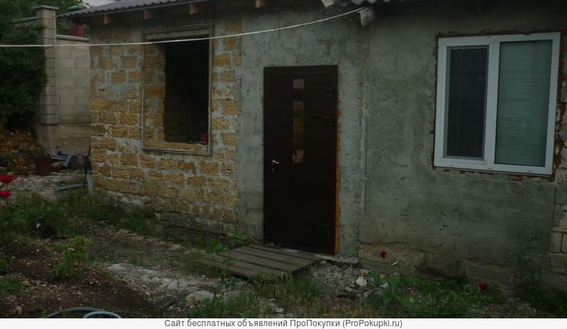 Продам дом-недострой в Каменке
