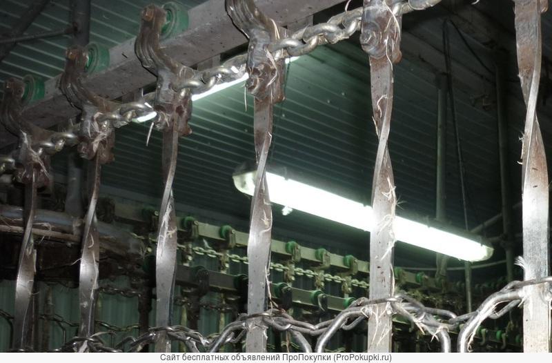 Готовый бизнес – комплекс забоя и переработки птицы, пл. 38720 кв.м