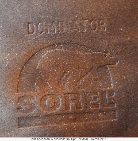 Сапоги канадские фирмы Sorel