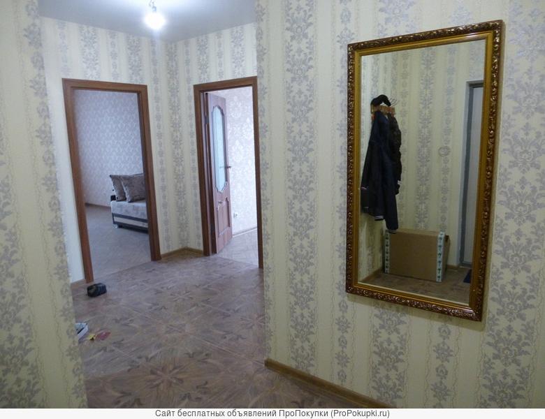 сдам двухкомнатную квартиру с огромной кухней