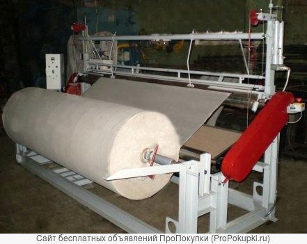Станки изготовления туалетной бумаги