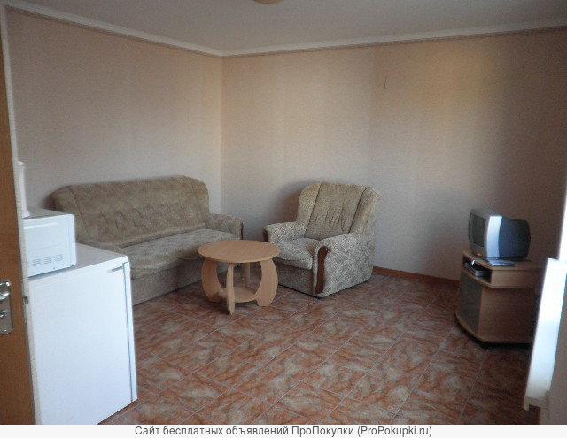 жилье в крыму посуточно