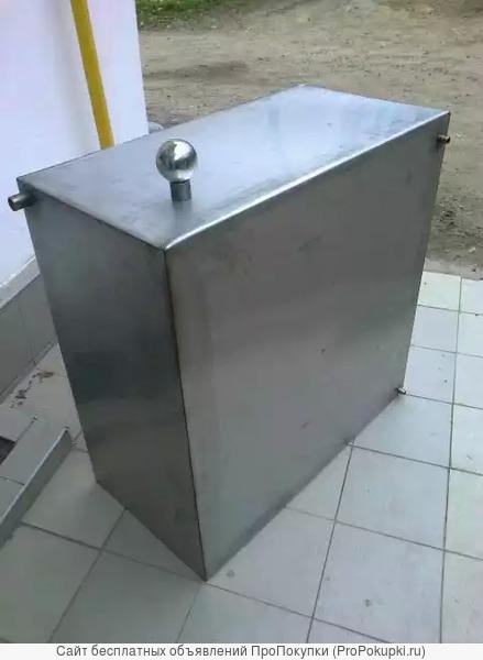 Баки для воды на банные печи