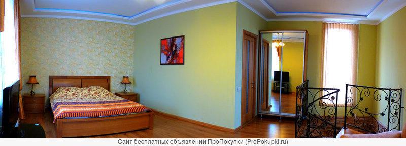 Свой элитный двухуровневый коттедж в самом центре Севастополя