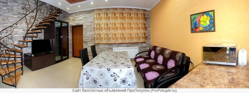 Свой двухуровневый коттедж Люкс-класса в самом Центре Севастополя