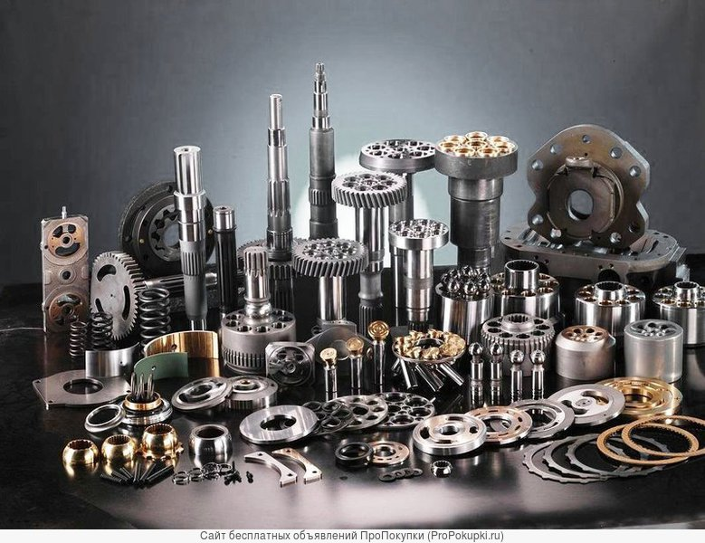 Запасные части для гидравлических насосов и моторов