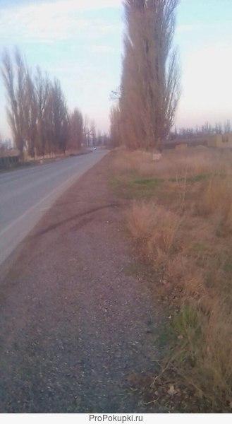 продам участок поселок Фрунзе Сакский р-он