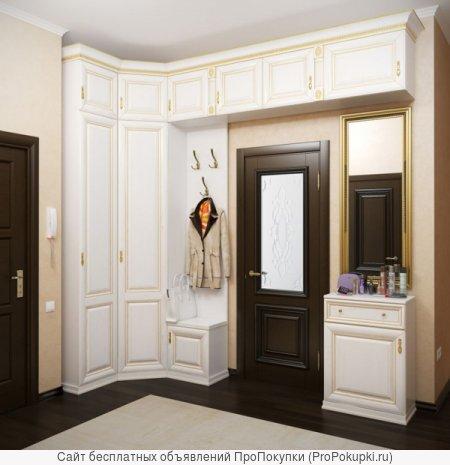 Мебель в прихожую недорого под заказ в Сумах и Киеве