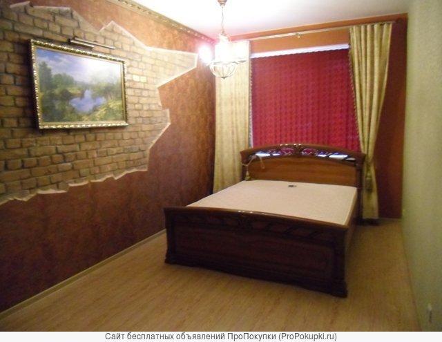 Сдам двухкомнатную квартиру после ремонта в Центре