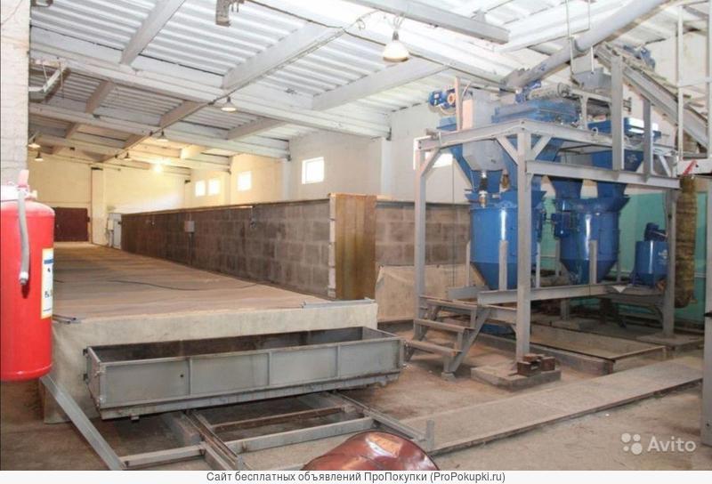 Оборудование для производства газоблока/пеноблока